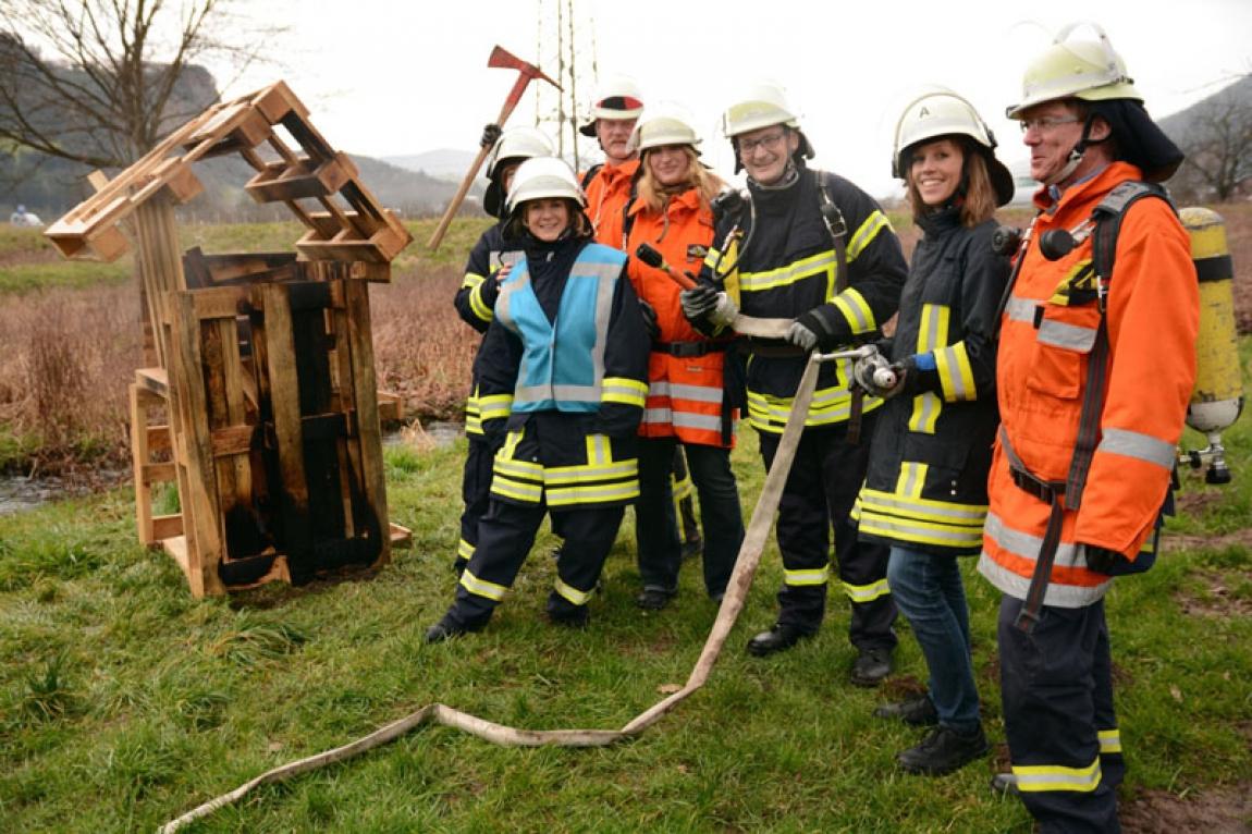 Innovative Teamentwicklung bei der Feuerwehr Featured