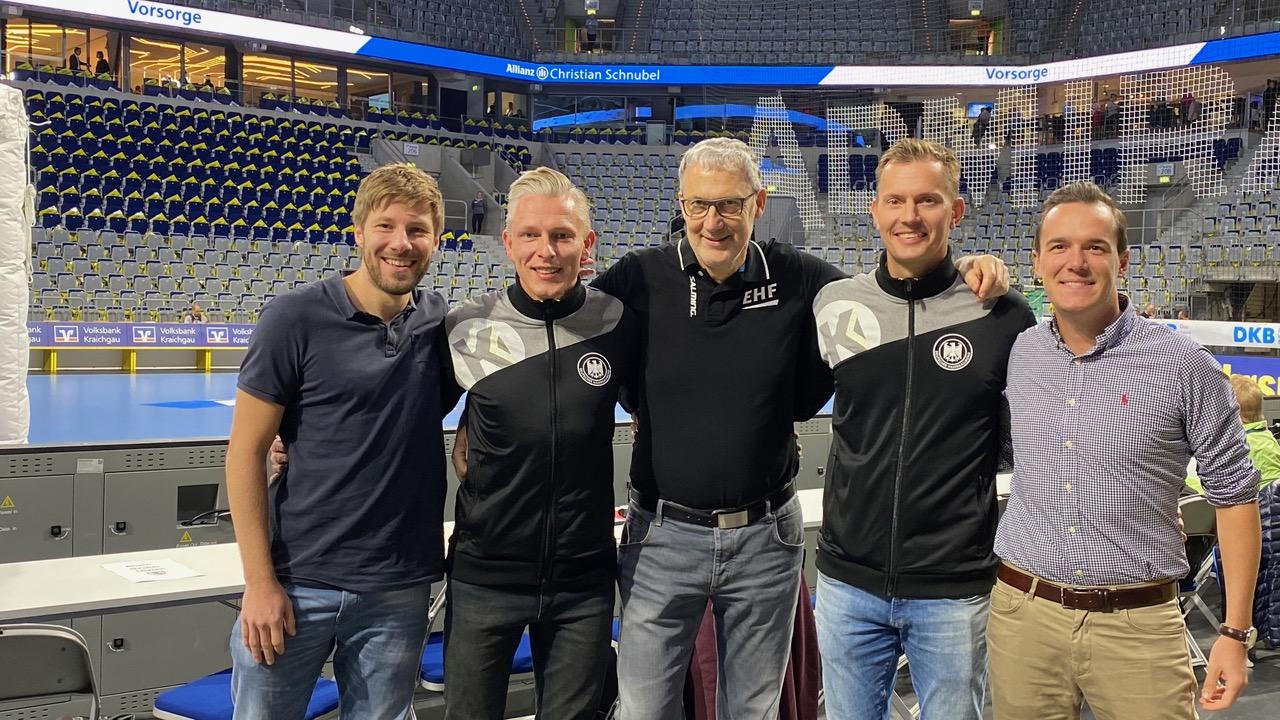 Coaching mit Schiedsrichtern