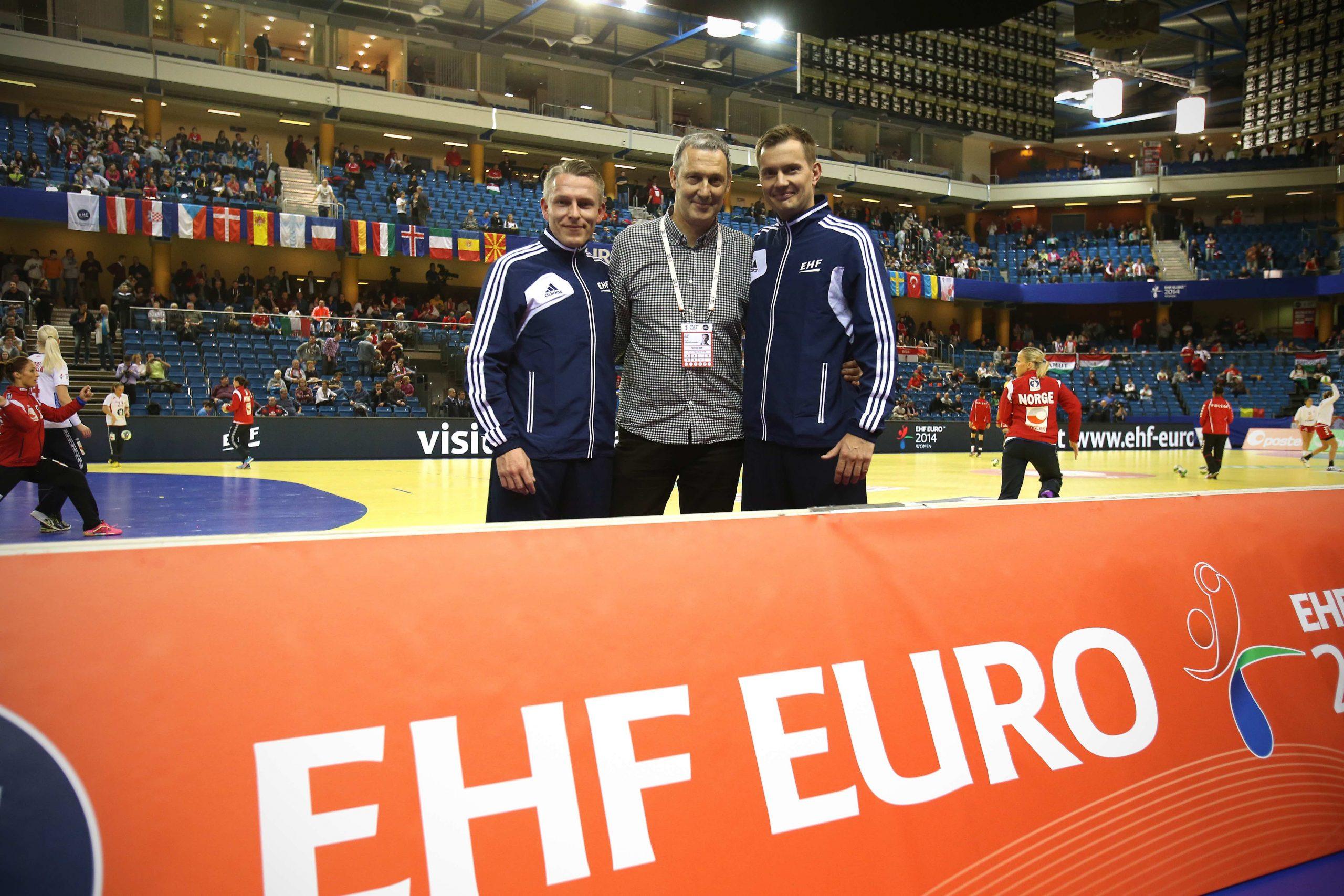 Robert Schulze , Tobias Tönnies und ihr Coach Jürgen Boss