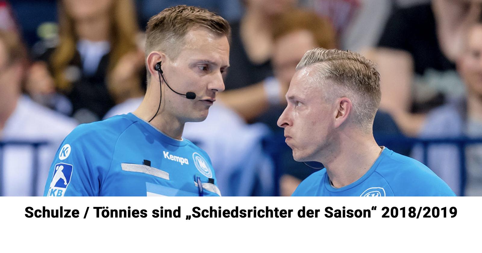 Podcast: Handball-Schiedsrichter über seinen Weg zur Welt-Spitze